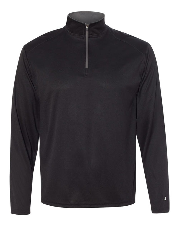 B-Core Quarter-Zip Pullover-Badger-Pacific Brandwear