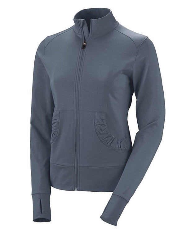 Women's Arabesque Jacket-Augusta Sportswear-Pacific Brandwear