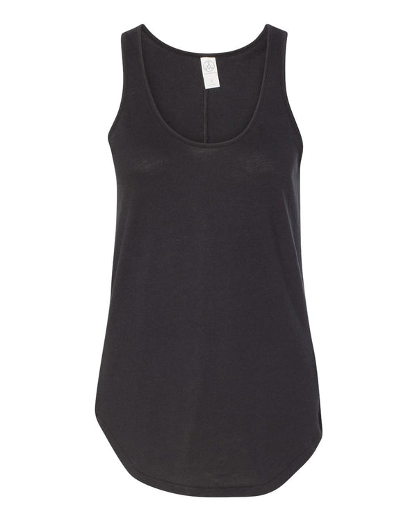 Women's Vintage Jersey Backstage Tank-Alternative Apparel-Pacific Brandwear