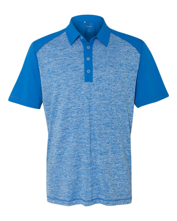 Heather Block Sport Shirt-Adidas-Pacific Brandwear