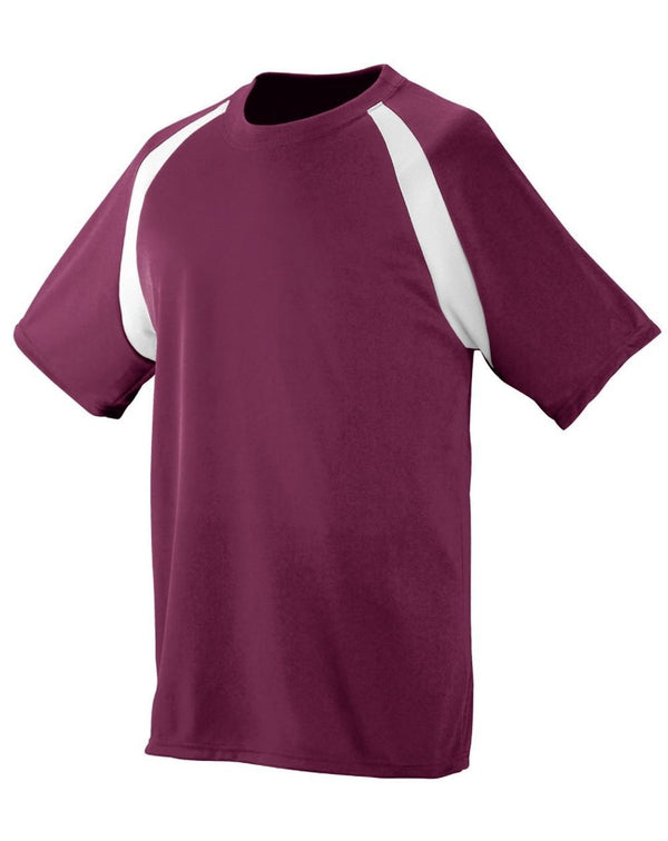 Wicking Color Block Jersey-Augusta Sportswear-Pacific Brandwear