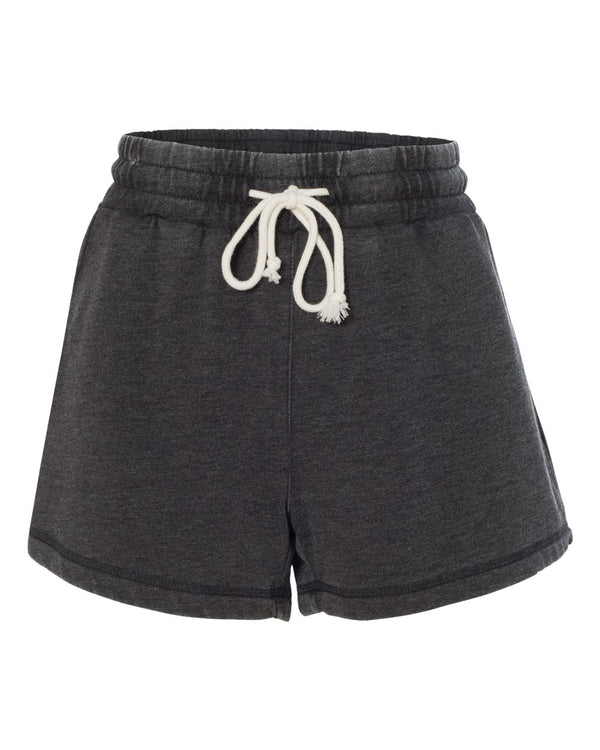 Women's Enzyme-Washed Rally Shorts-Boxercraft-Pacific Brandwear