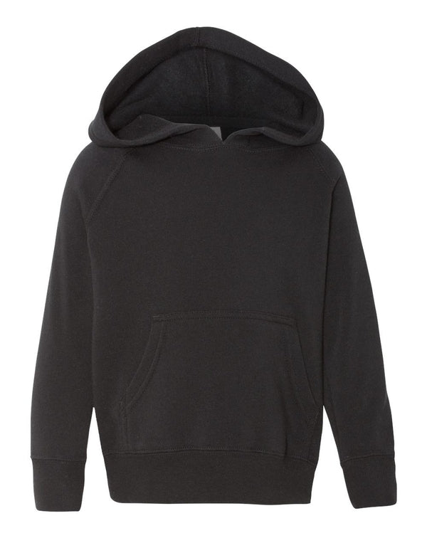Toddler Special Blend Raglan Hooded Sweatshirt-Independent Trading Co.-Pacific Brandwear