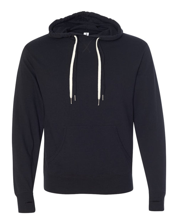 Unisex Midweight French Terry Hooded Sweatshirt-Independent Trading Co.-Pacific Brandwear