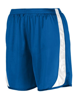 Youth Wicking Track Shorts with Side Insert-Augusta Sportswear-Pacific Brandwear