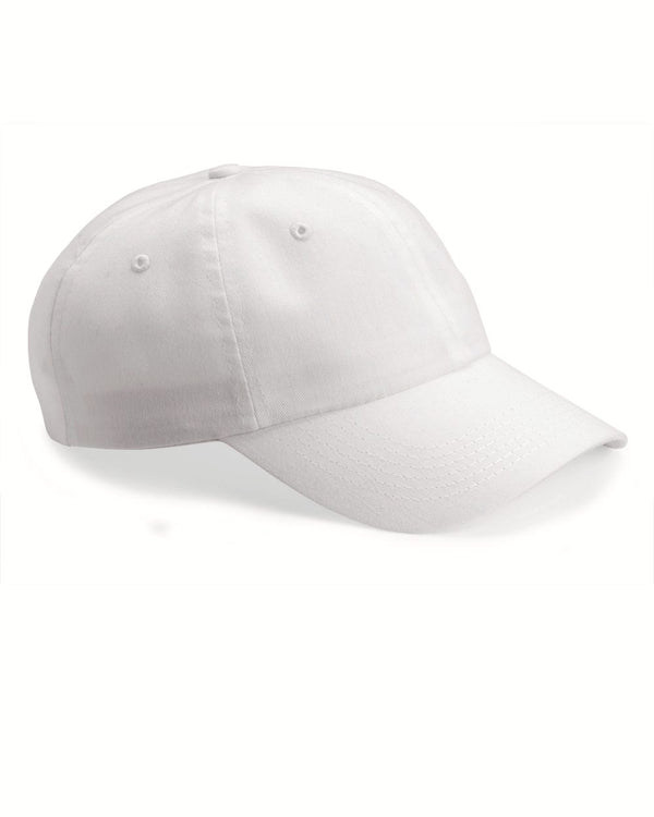 Brushed Twill Cap-Valucap-Pacific Brandwear