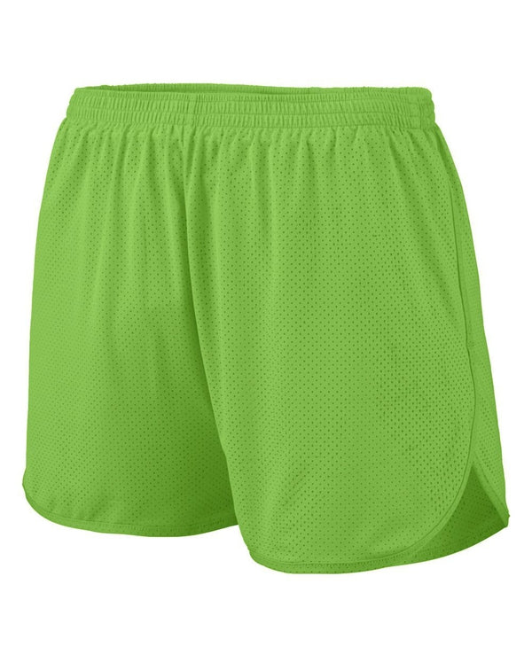 Youth Solid Split Shorts-Augusta Sportswear-Pacific Brandwear