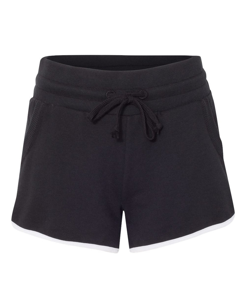 Women's Vintage French Terry Track Shorts-Alternative Apparel-Pacific Brandwear