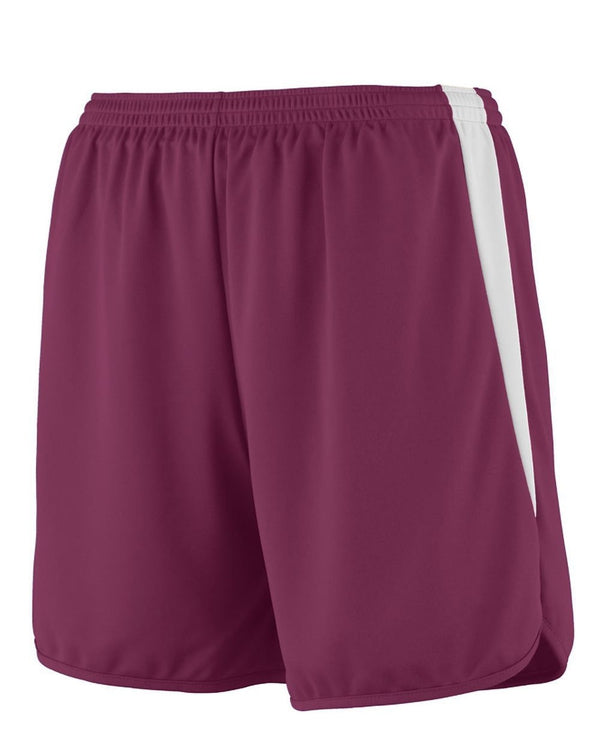 Youth Velocity Track Shorts-Augusta Sportswear-Pacific Brandwear