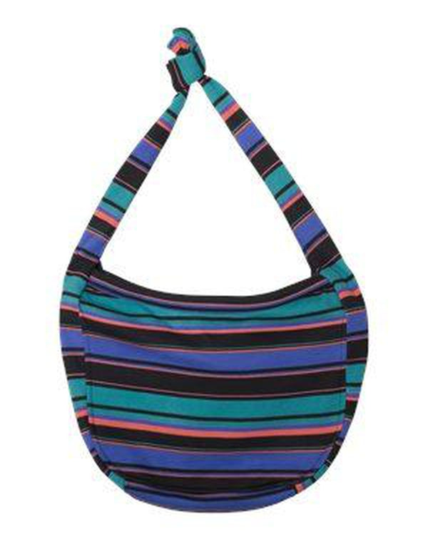 Pro-Weave Striped Slouch Bag-MV Sport-Pacific Brandwear