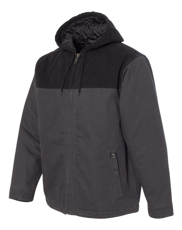 DRI DUCK Terrain Hooded Boulder Cloth™ Jacket-DRI DUCK-Pacific Brandwear
