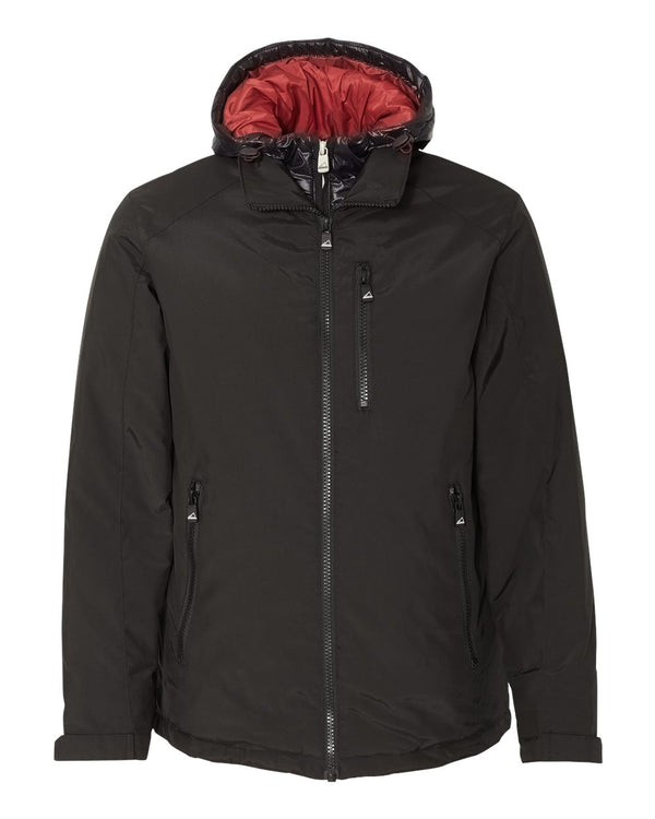 VRY WRM Turbo Jacket-Weatherproof-Pacific Brandwear