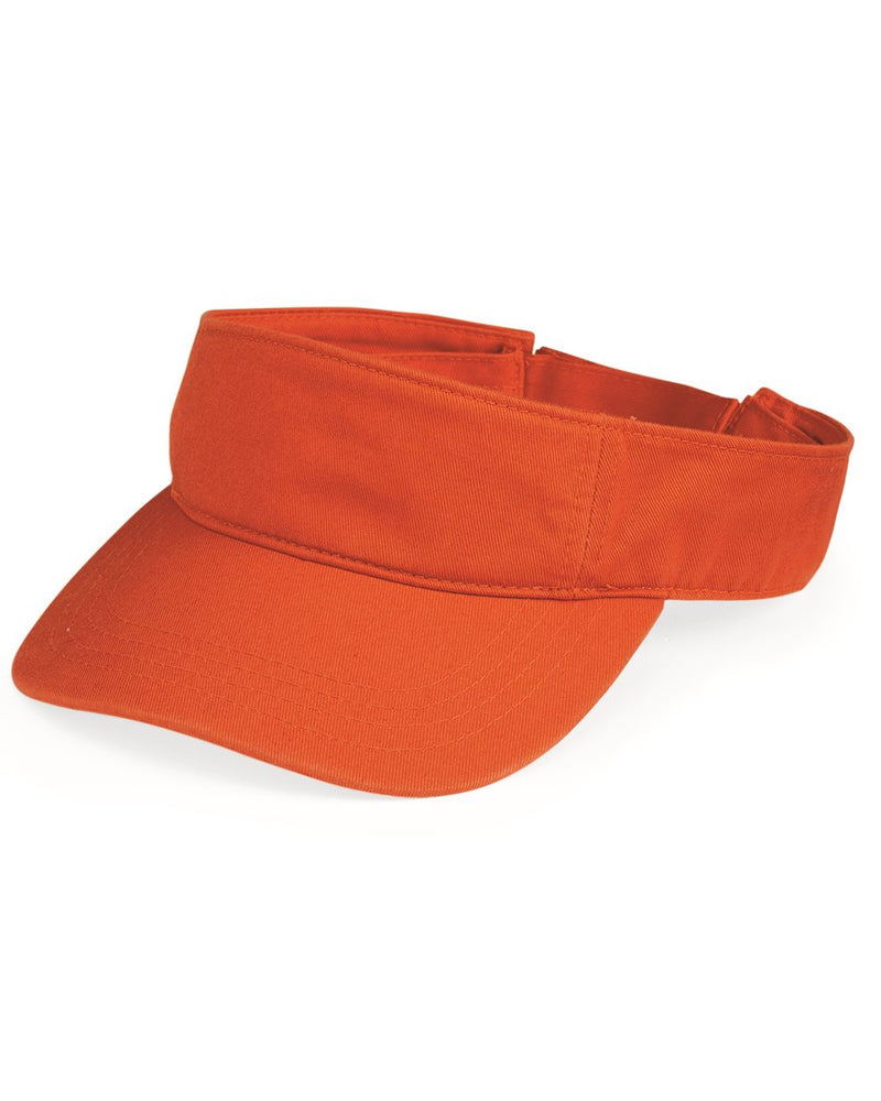 Bio-Washed Visor-Valucap-Pacific Brandwear