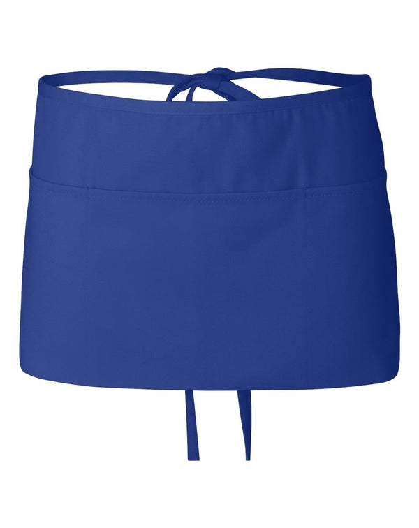 Waist Apron with Pockets-Q-Tees-Pacific Brandwear