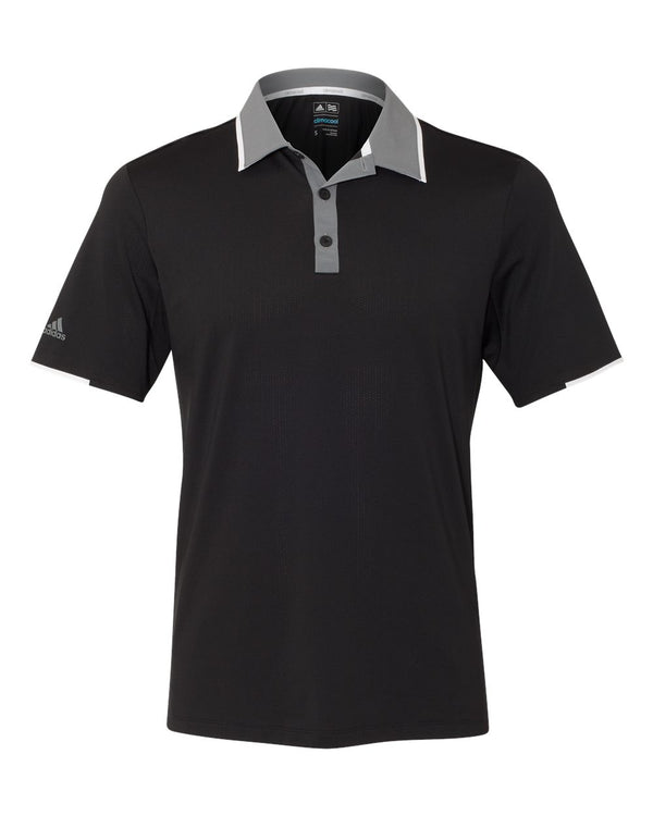 ClimaCool Performance Colorblock Sport Shirt-Adidas-Pacific Brandwear