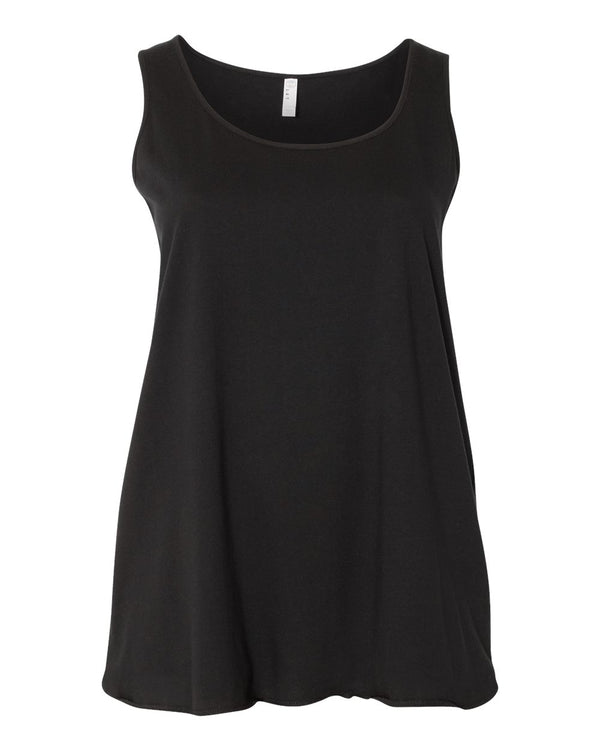 Curvy Collection Women's Premium Jersey Tank-LAT-Pacific Brandwear