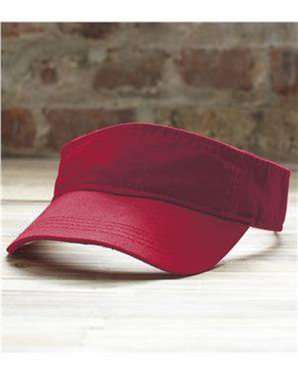 Solid Visor-Anvil-Pacific Brandwear