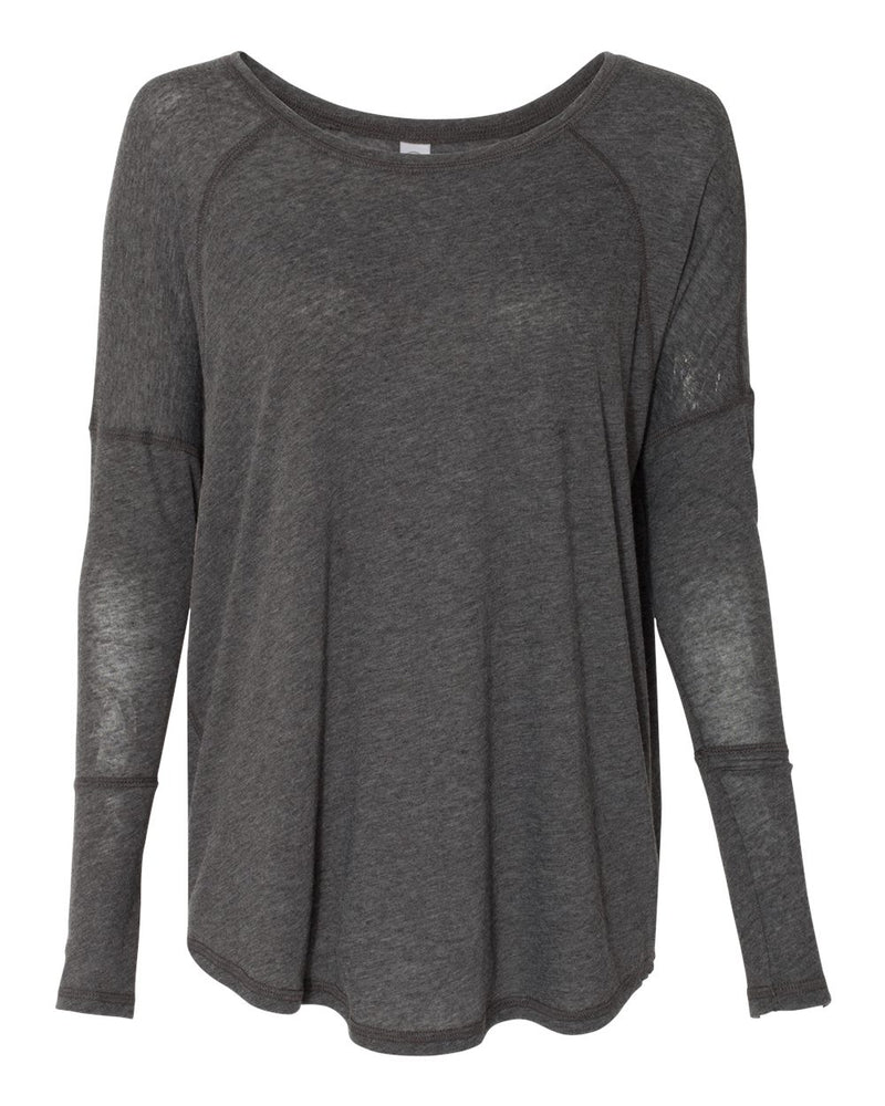 Women's Gauze Ramble Long sleeve Raglan Tunic-Alternative Apparel-Pacific Brandwear