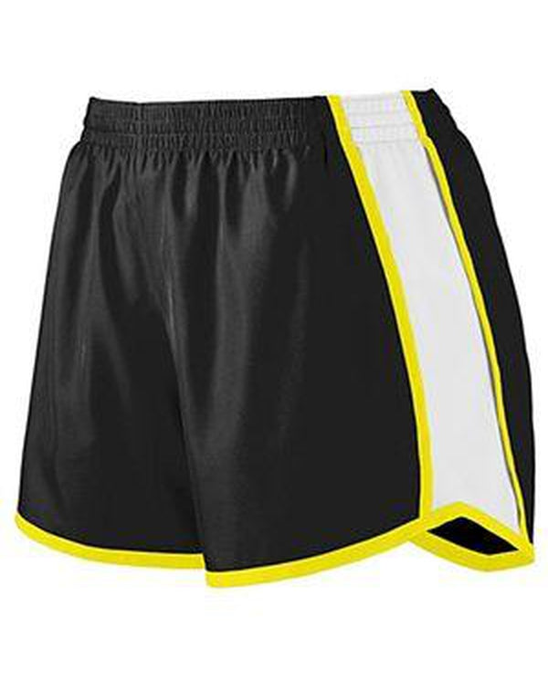 Girls' Pulse Team Shorts-Augusta Sportswear-Pacific Brandwear