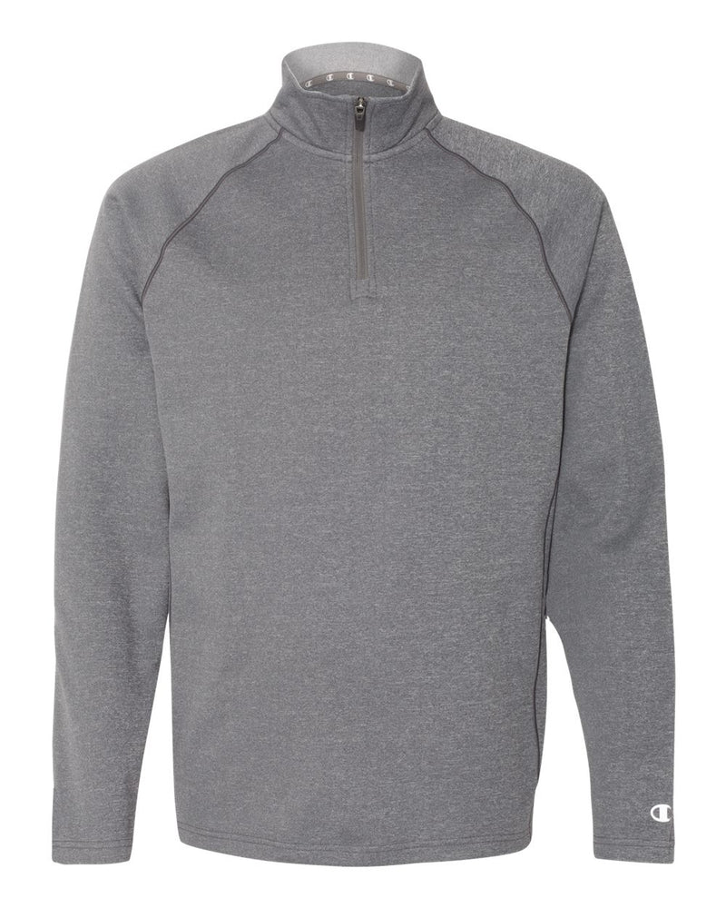 Performance Quarter-Zip Sweatshirt-Champion-Pacific Brandwear