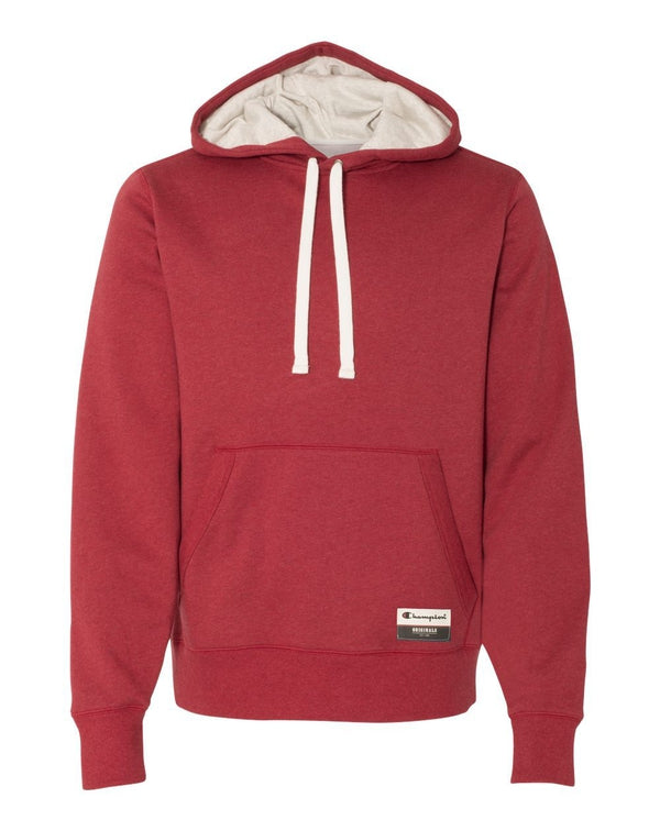 Originals Sueded Fleece Pullover Hood-Champion-Pacific Brandwear