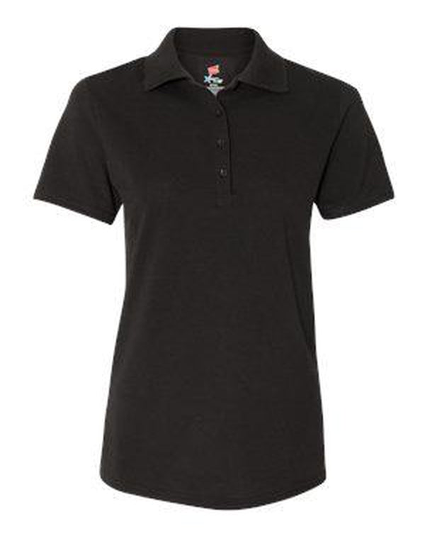 Women's X-Temp Pique Sport Shirt with Fresh IQ-Hanes-Pacific Brandwear