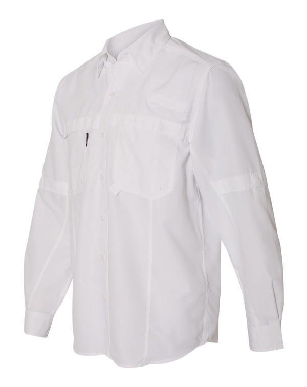 DRI DUCK Catch Convertible Sleeve Fishing Shirt-DRI DUCK-Pacific Brandwear