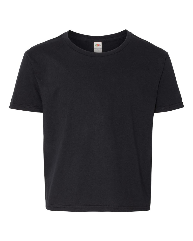 SofSpun Youth T-Shirt-Fruit of the Loom-Pacific Brandwear