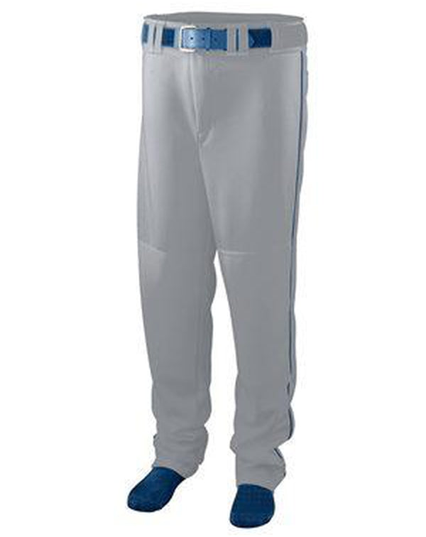 Series Baseball/Softball Pants with Piping-Augusta Sportswear-Pacific Brandwear