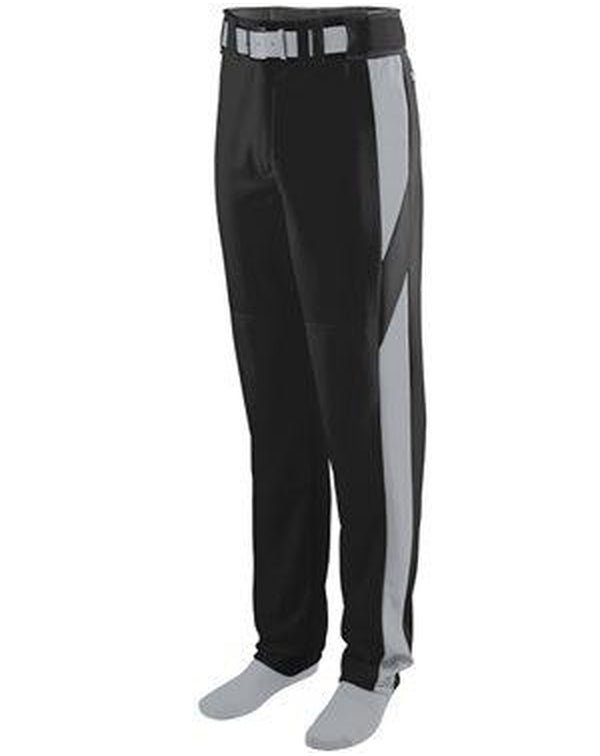 Youth Series Color Block Baseball/Softball Pants-Augusta Sportswear-Pacific Brandwear