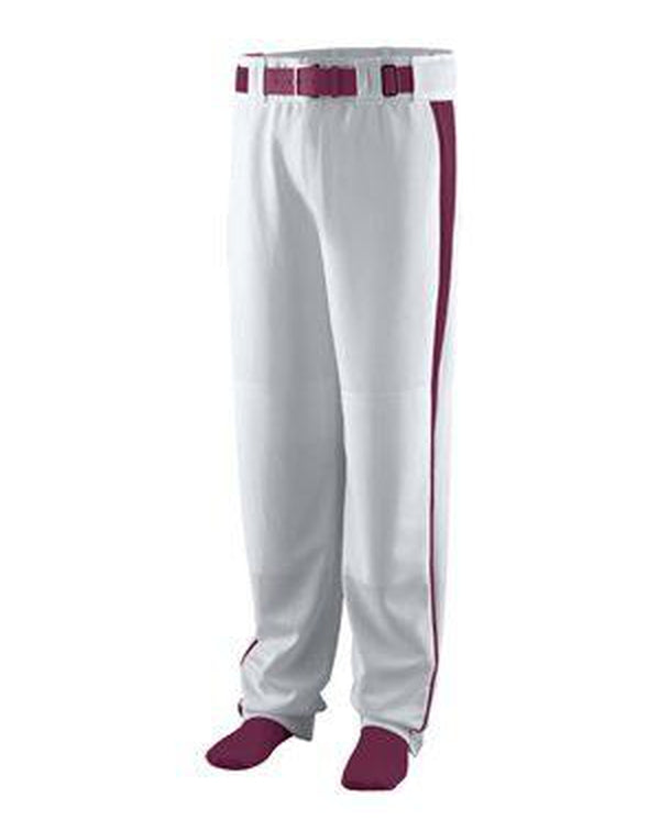 Youth Triple Play Baseball/Softball Pants-Augusta Sportswear-Pacific Brandwear