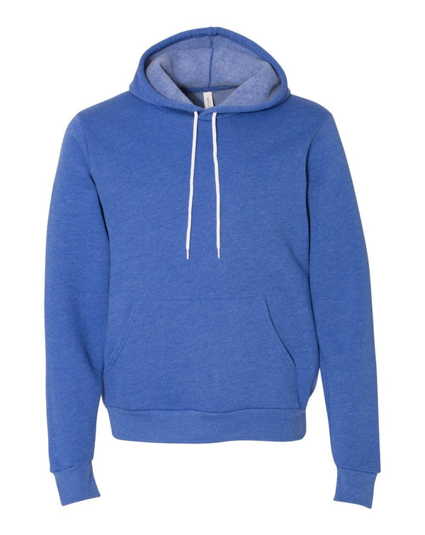 Unisex Sponge Fleece Hoodie-BELLA + CANVAS-Pacific Brandwear