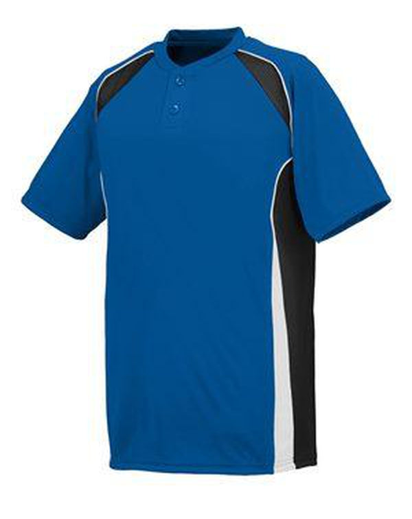 Youth Base Hit Jersey-Augusta Sportswear-Pacific Brandwear