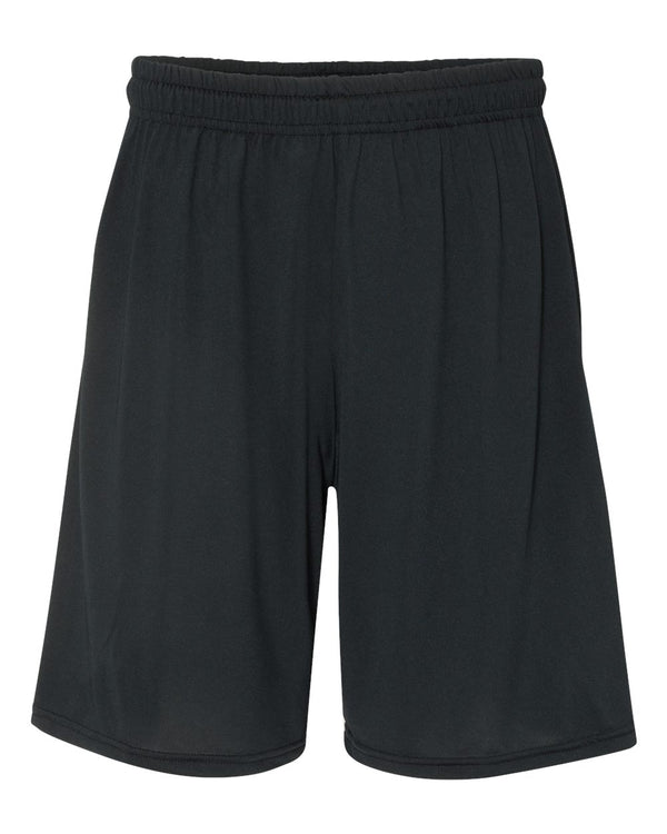 "Performance Core 9"" Shorts-Gildan-Pacific Brandwear"