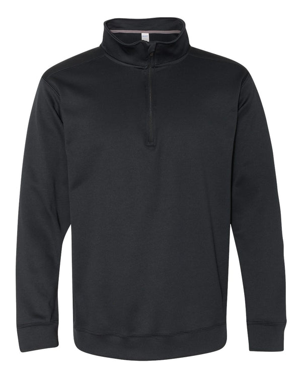 Performance Tech Quarter-Zip Sweatshirt-Gildan-Pacific Brandwear