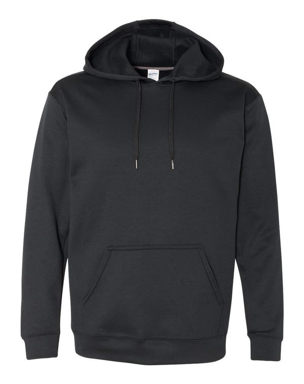 Performance Tech Hooded SweatShirt-Gildan-Pacific Brandwear