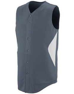 Sleeveless Wheel House Jersey-Augusta Sportswear-Pacific Brandwear