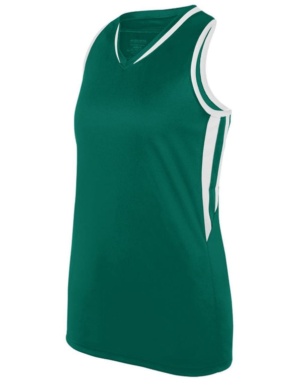 Girls' Full Force Tank-Augusta Sportswear-Pacific Brandwear
