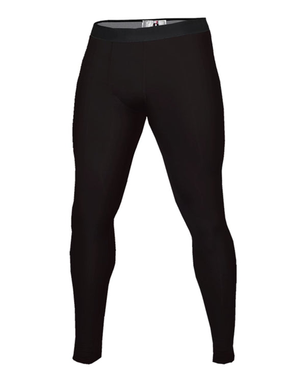 Full Length Compression Tight-Badger-Pacific Brandwear