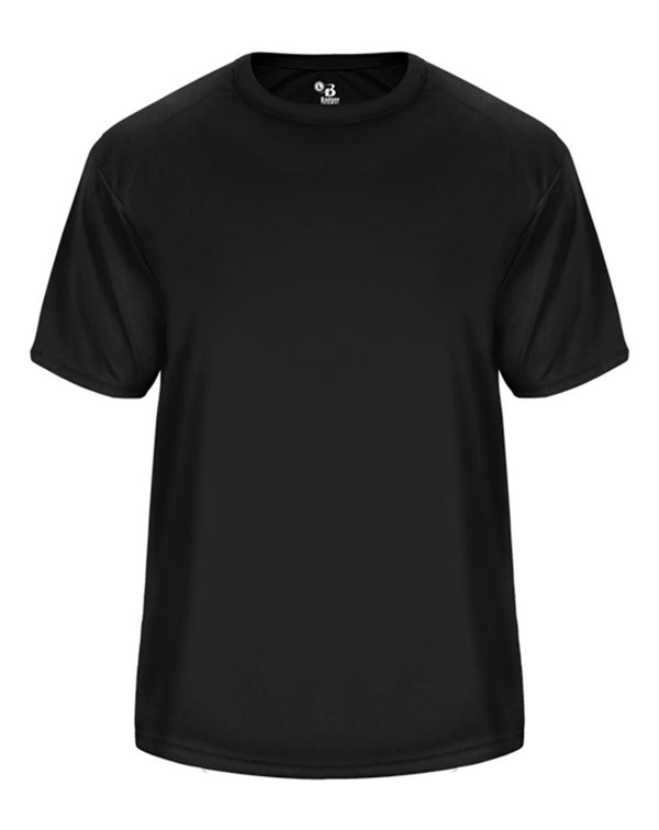 Youth Vent Back T-Shirt-Badger-Pacific Brandwear