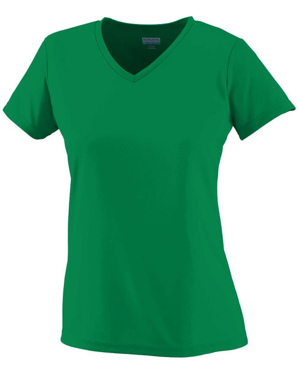 Girls' Wicking T-Shirt-Augusta Sportswear-Pacific Brandwear