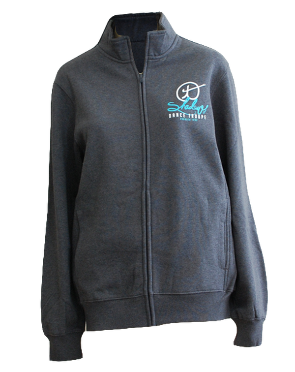 Shadows Dance Troupe Zip Up-Pacific Brandwear-Pacific Brandwear