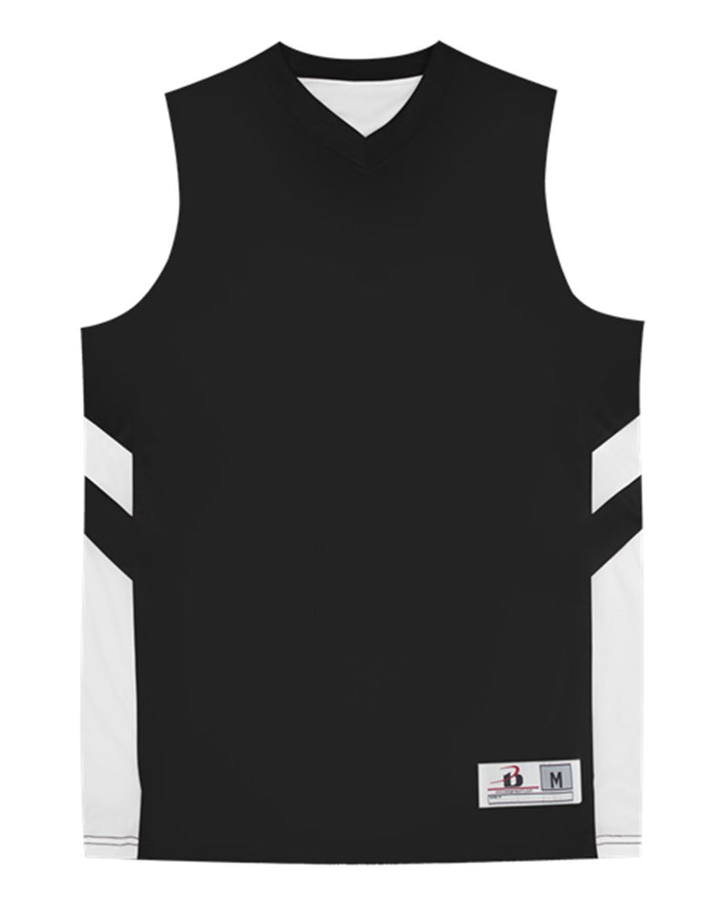 B-Pivot Rev. Tank Top-Badger-Pacific Brandwear