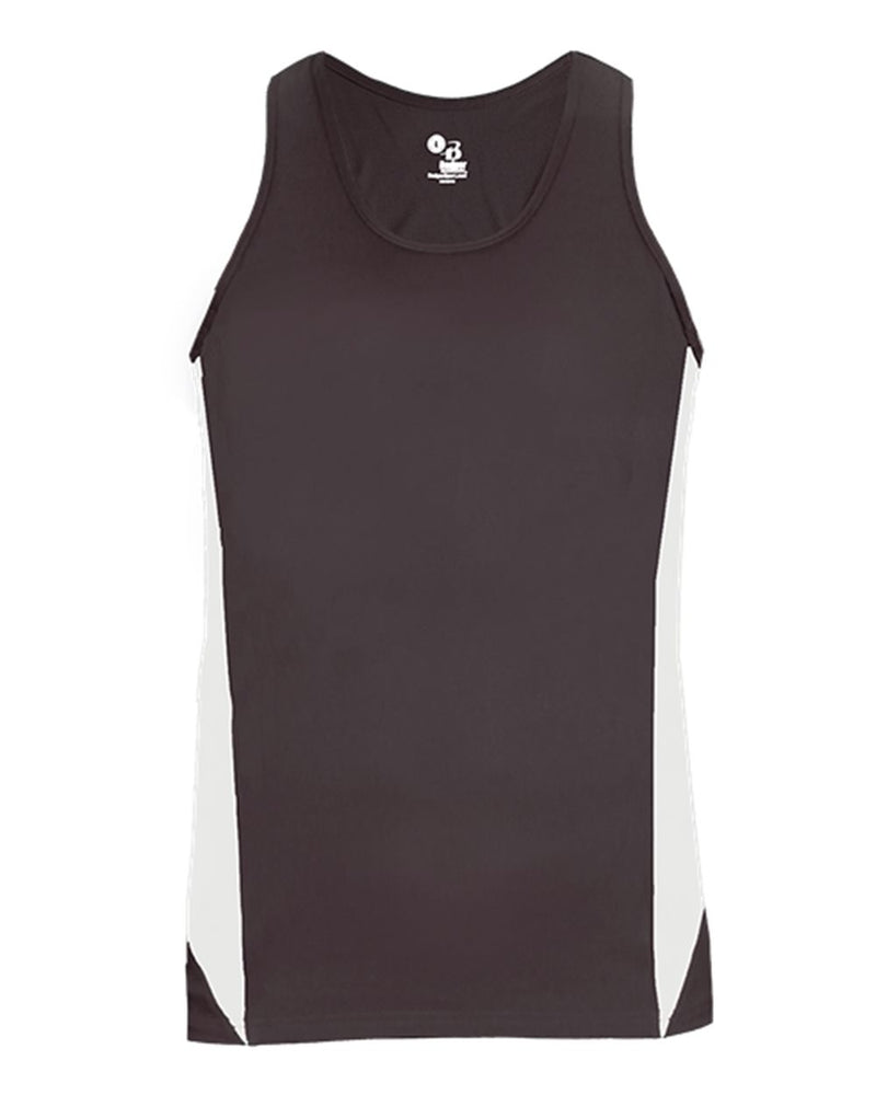Stride Women's Singlet-Badger-Pacific Brandwear
