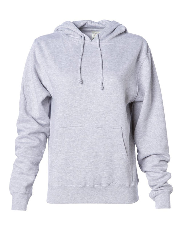Women's Pullover Hooded Sweatshirt-Independent Trading Co.-Pacific Brandwear