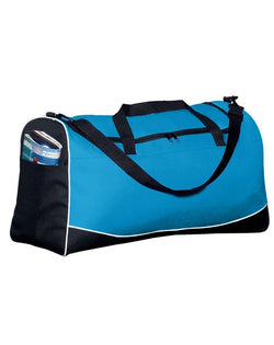 Large Tri-Color Sport Bag-Augusta Sportswear-Pacific Brandwear
