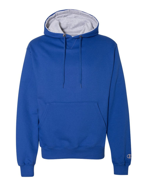 Cotton Max Hooded Sweatshirt-Champion-Pacific Brandwear