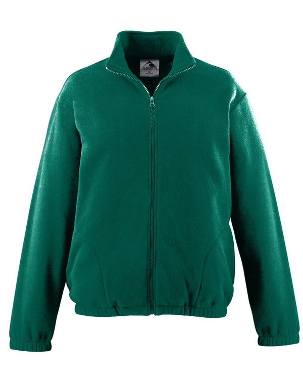 Chill Fleece Full-Zip Jacket-Augusta Sportswear-Pacific Brandwear
