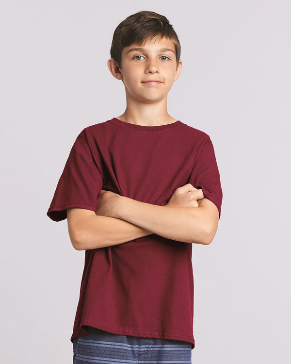 Heavy Cotton Youth T-Shirt-Gildan-Pacific Brandwear