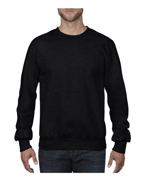 French Terry SweatShirt-Anvil-Pacific Brandwear